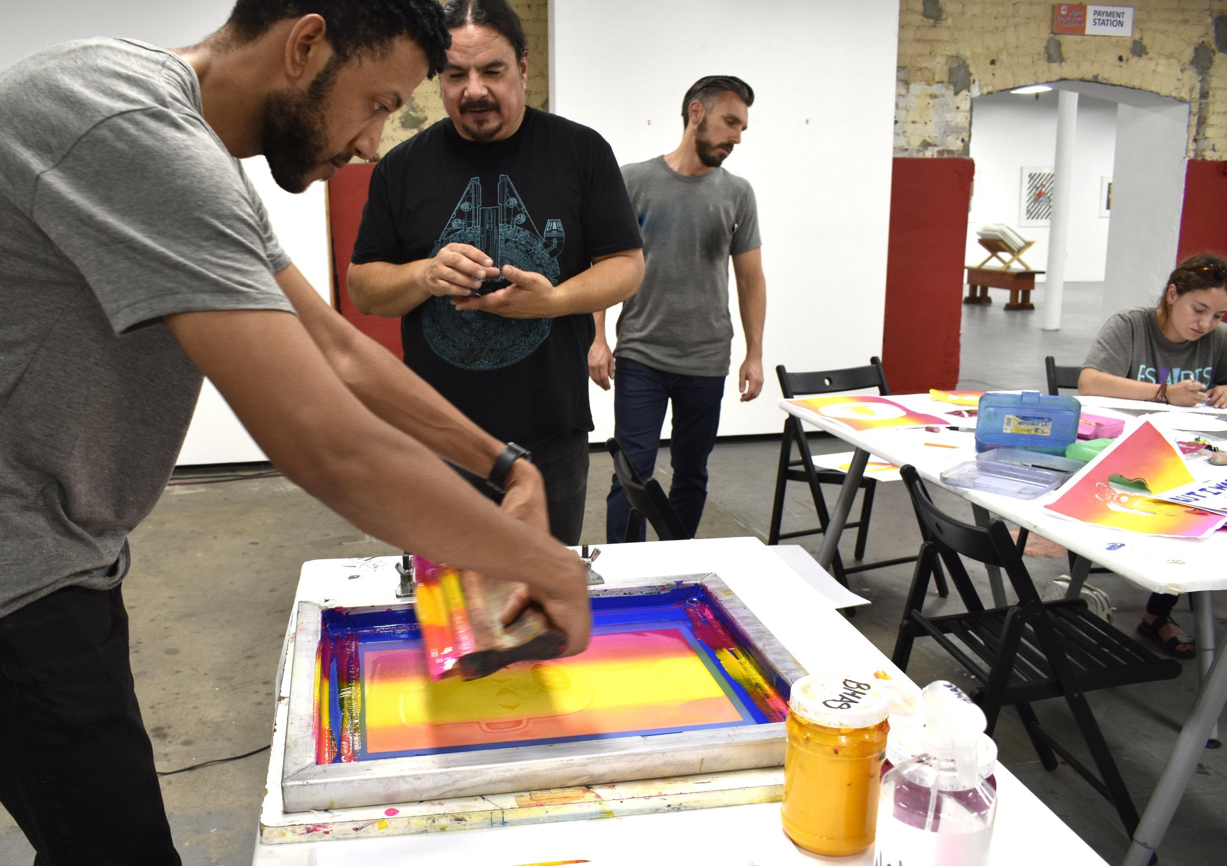 self help graphics silk screen workshop.jpg