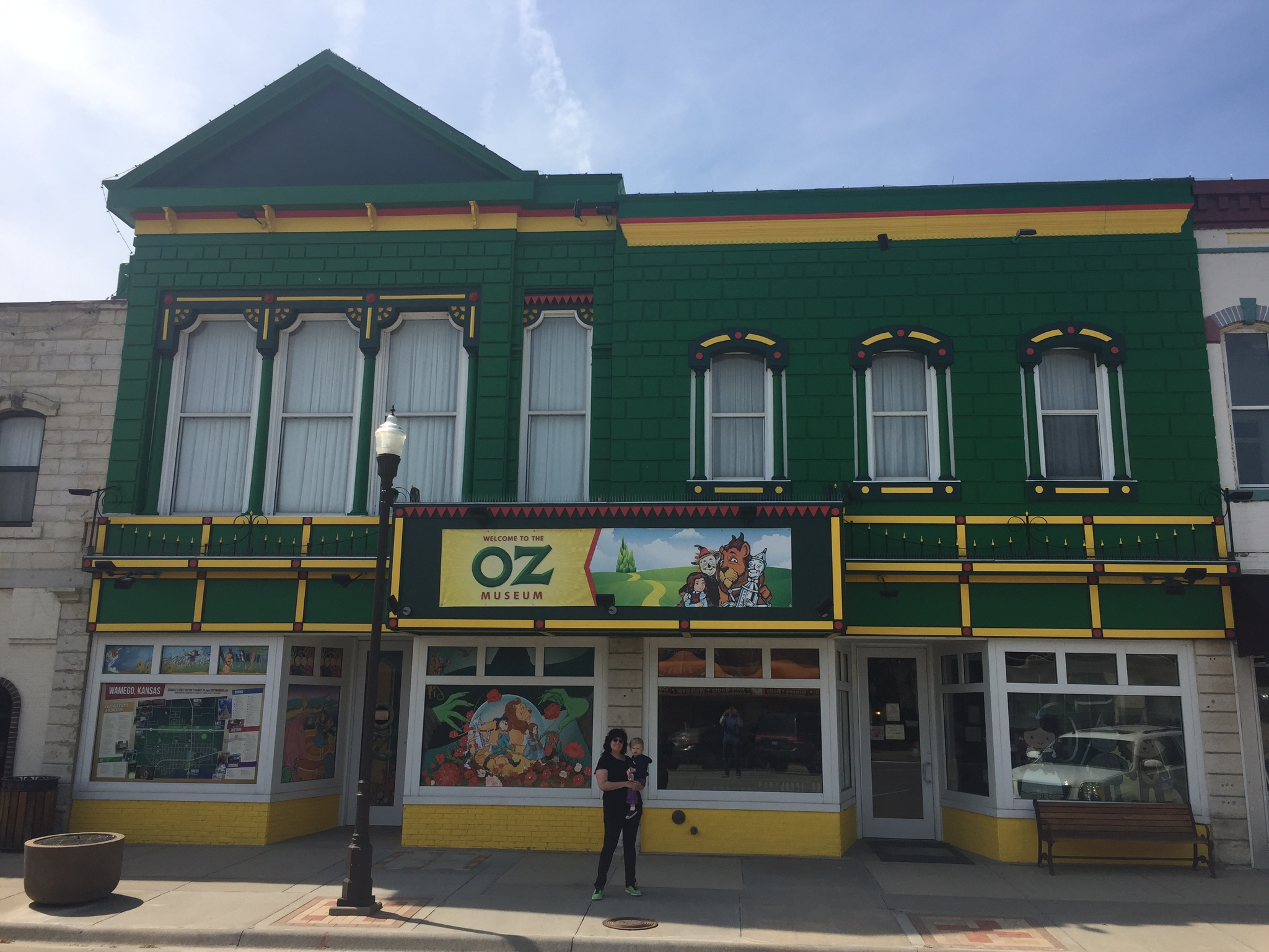 An Oz collectables museum, that is.