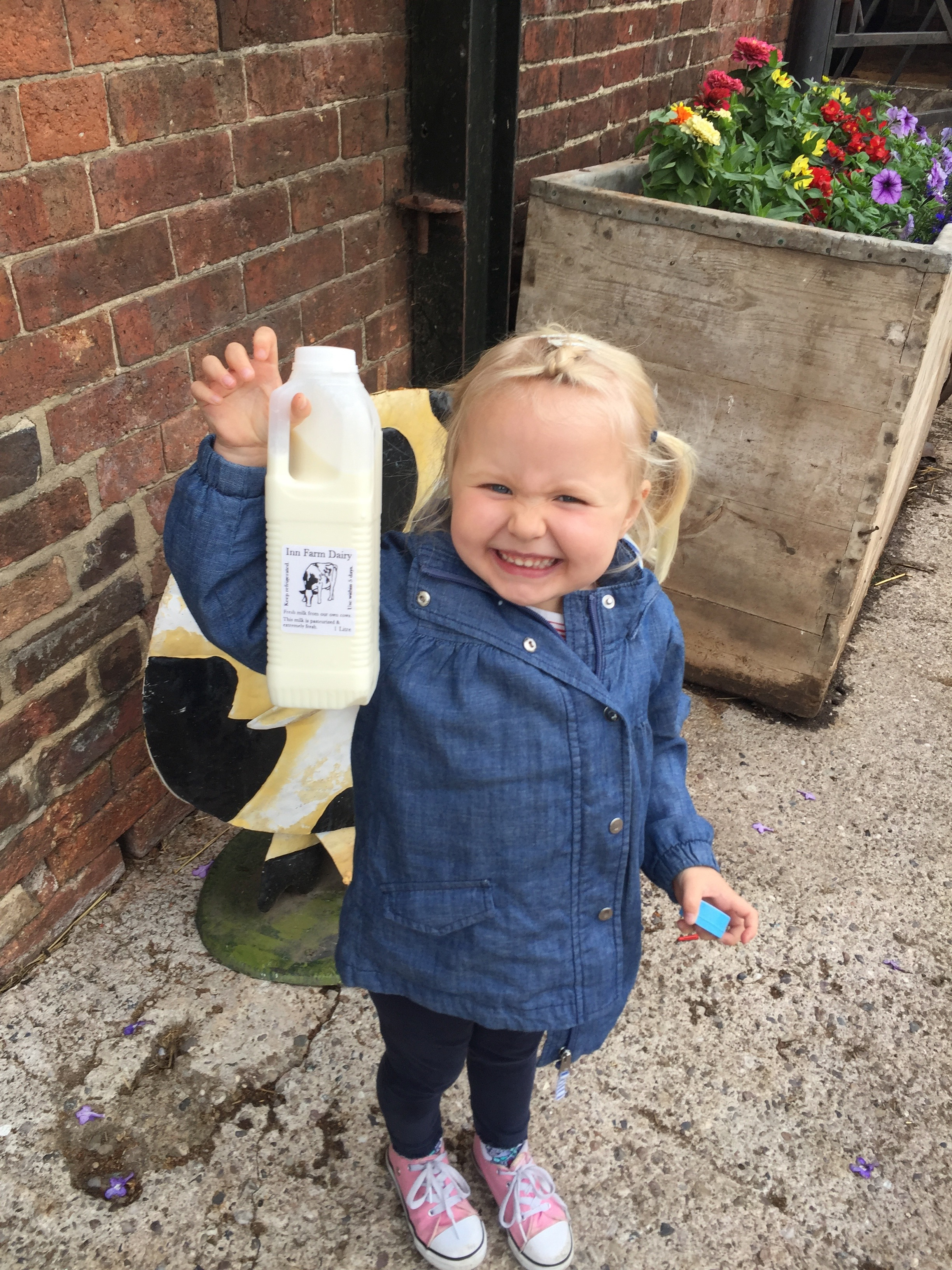 Inn Farm Dairy Ashbourne