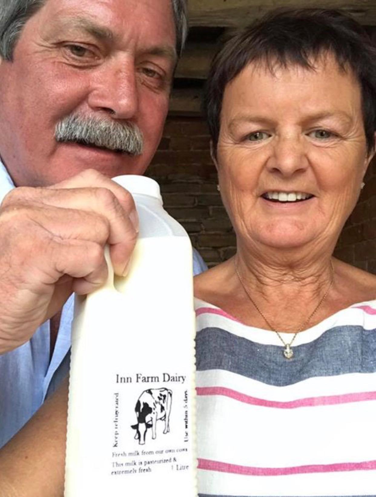 Inn Far Dairy Ashbourne