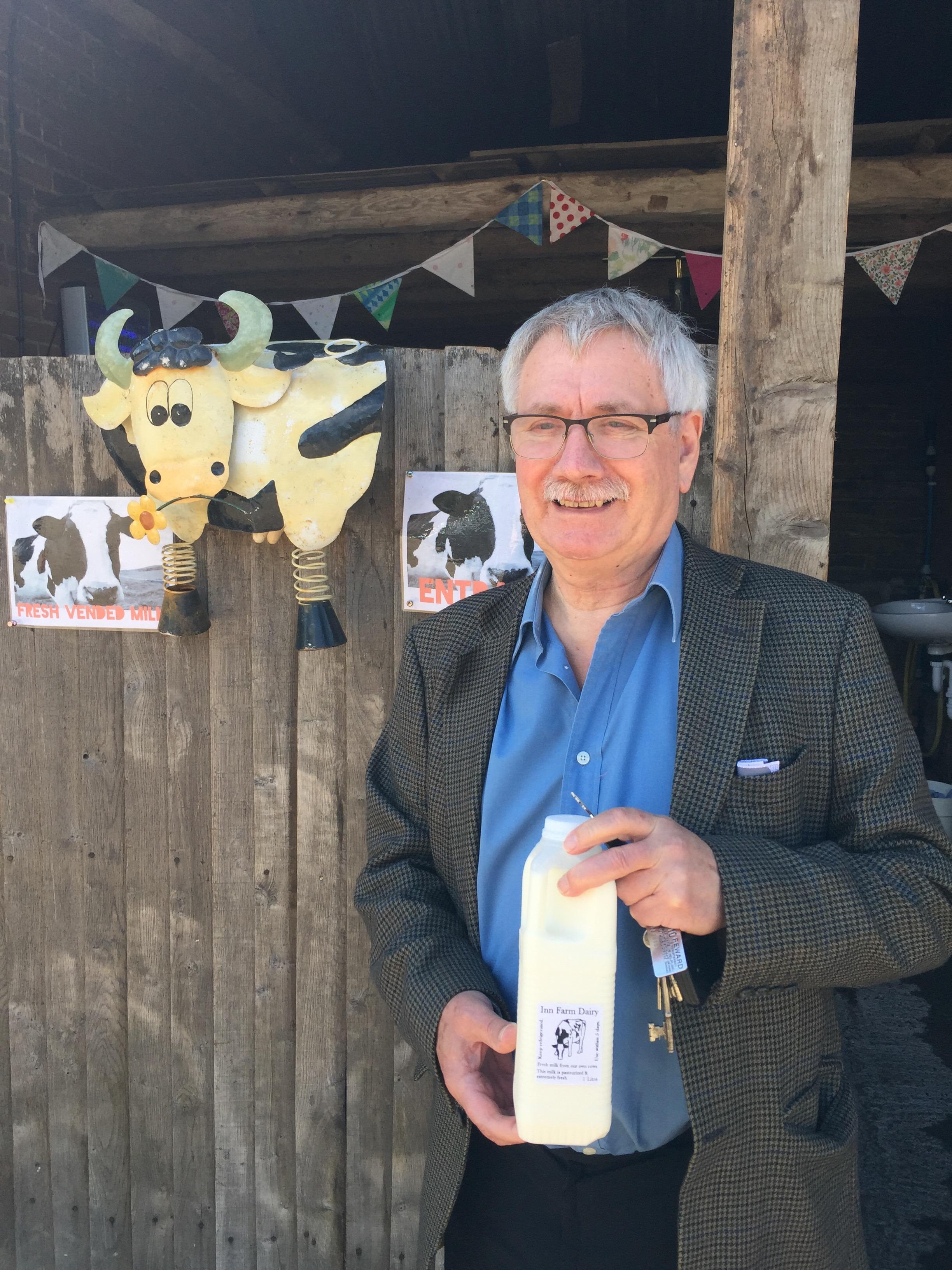 Inn Farm Dairy, Ashbourne