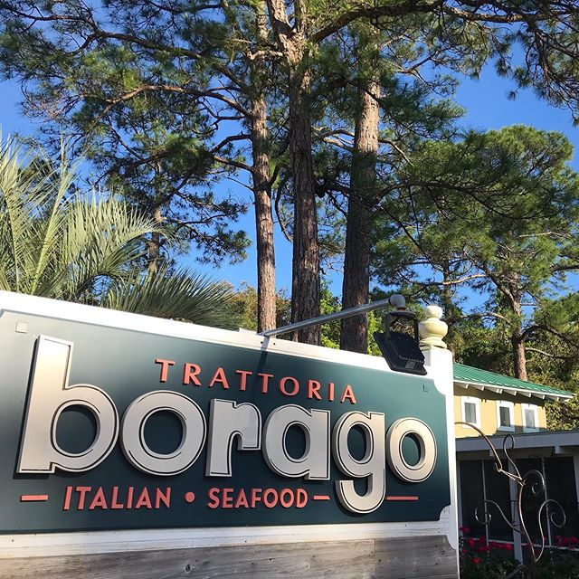 Happy post-Labor Day! We will be closed tonight (9/3) per our yearly tradition! See you tomorrow 🍝 #borago30a #graytonbeach #southwalton #30a