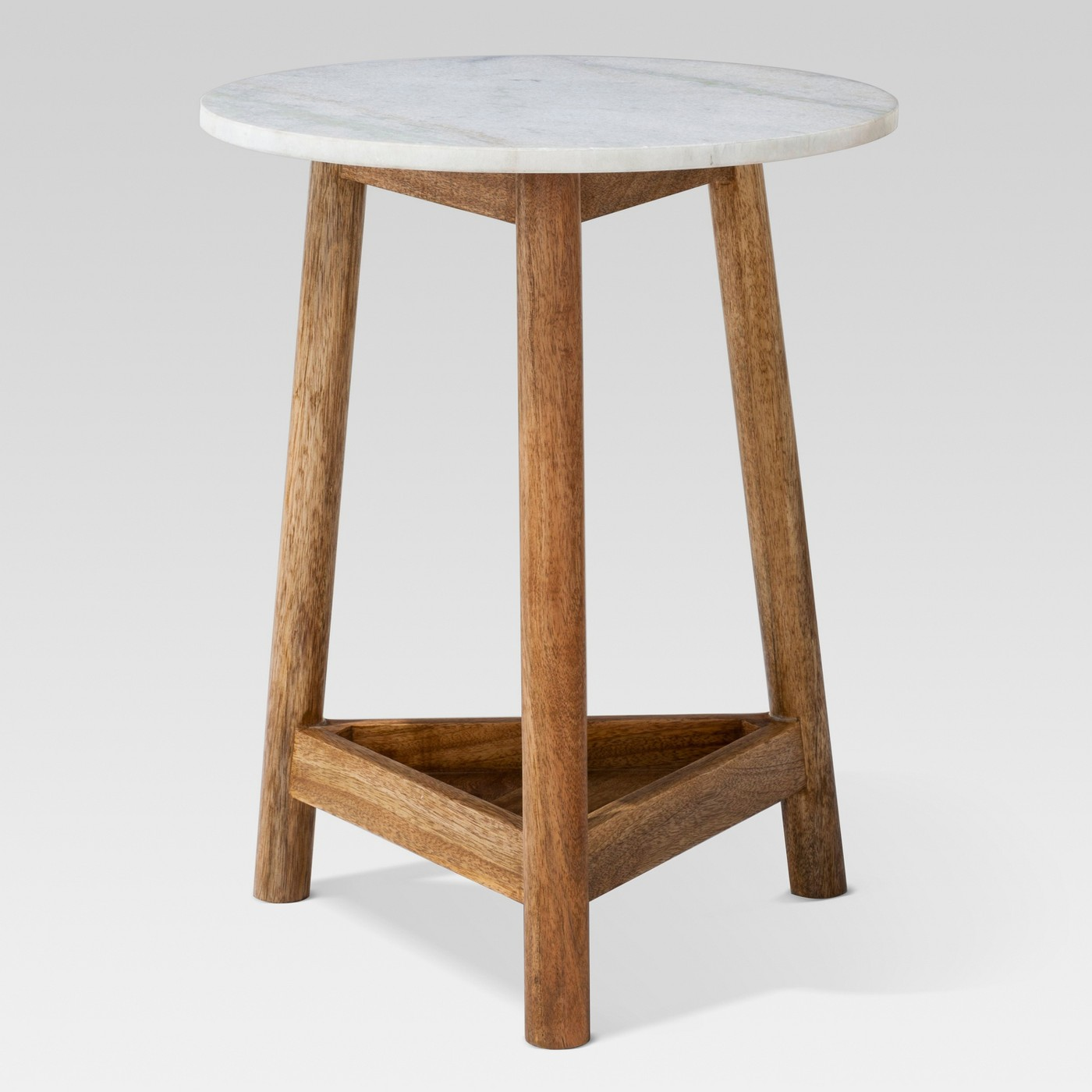 M  arble Side Tables from Target  - $99