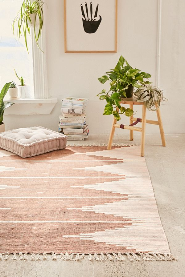Printed Rug from Urban Outfitters  - $129