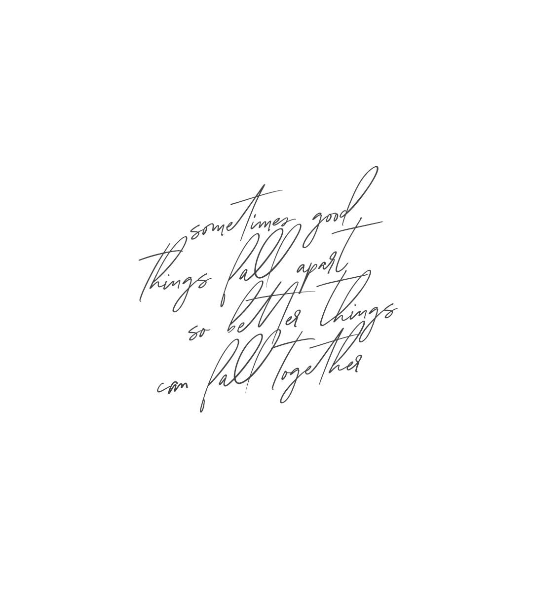 Jen Wagner Co | Sorrento Font Sample
