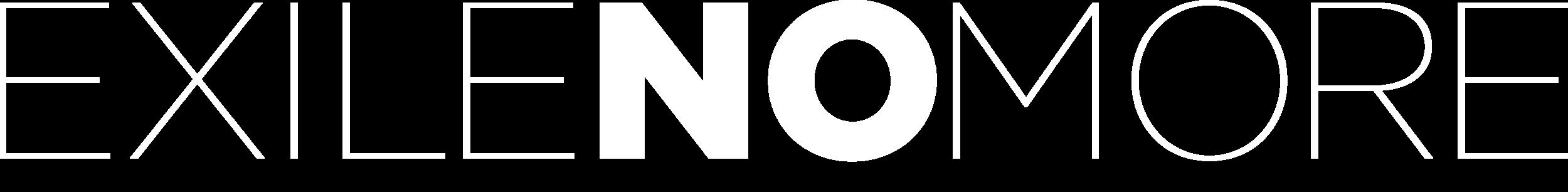 exile no more logo white no sermon series.png