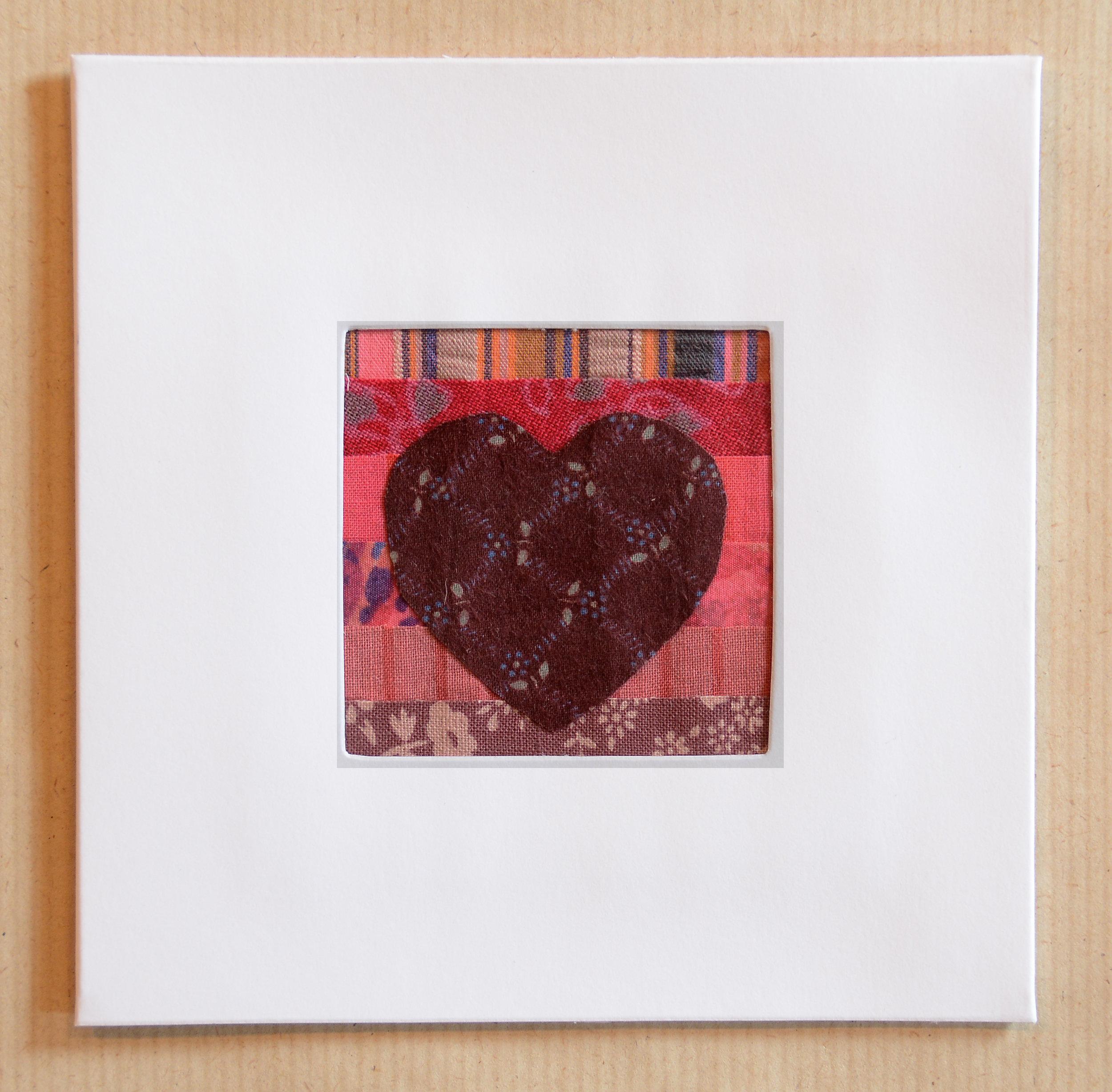 No:3      Heart Greeting Card