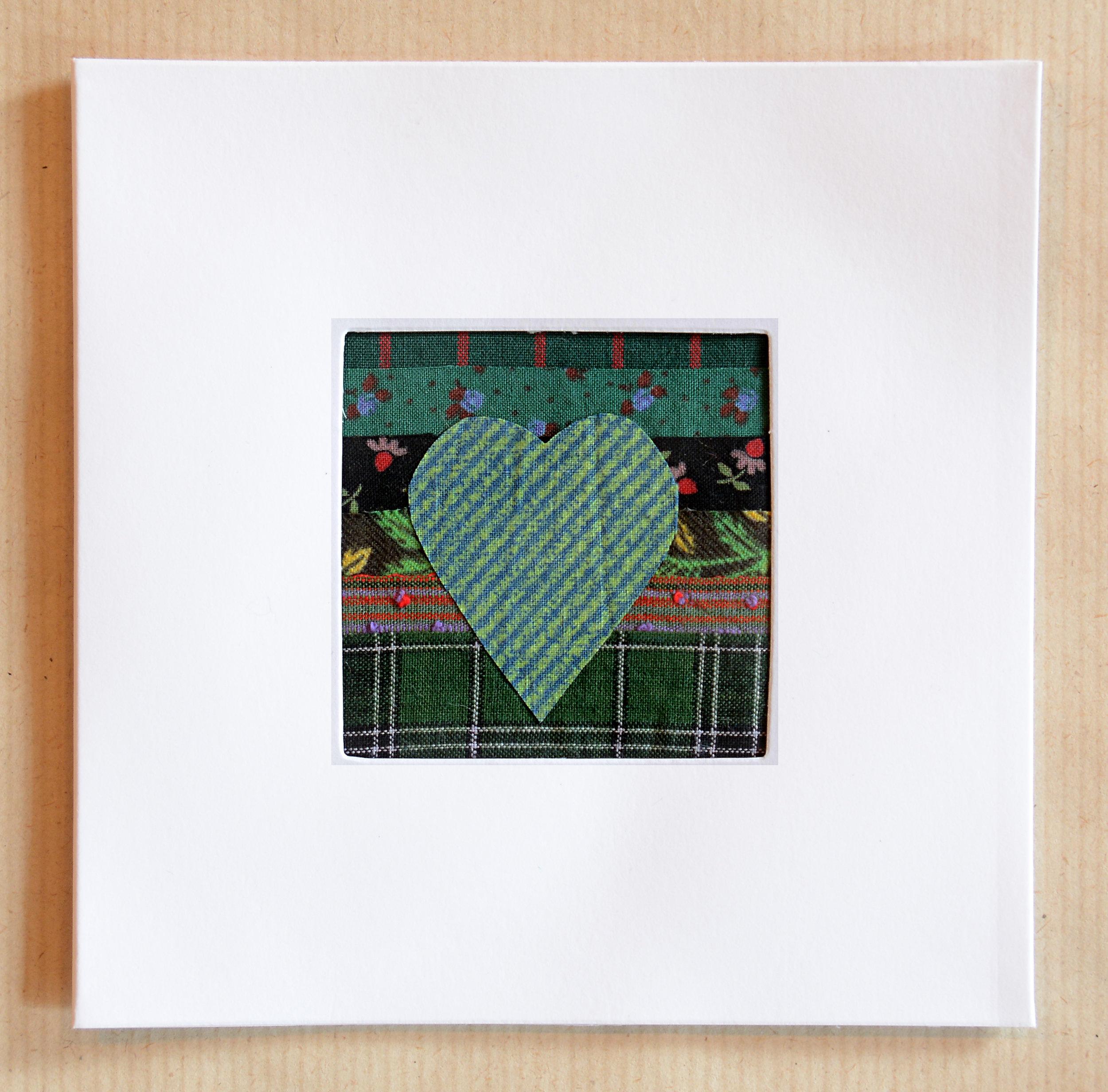 No:4    Heart Greeting Card