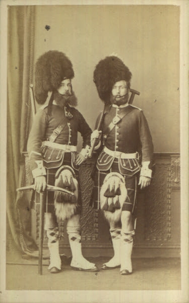 Carte-de-visite photograph ,1860-1870,Lambert Weston & Son (photographic studio)© Manchester City Galleries