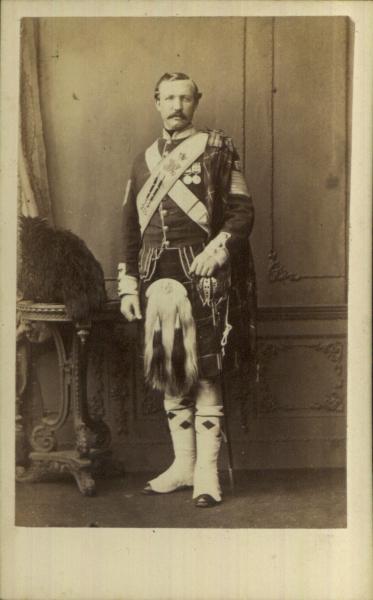 Carte-de-visite photograph, 1860-1870,Lambert Weston & Son (photographic studio)© Manchester City Galleries