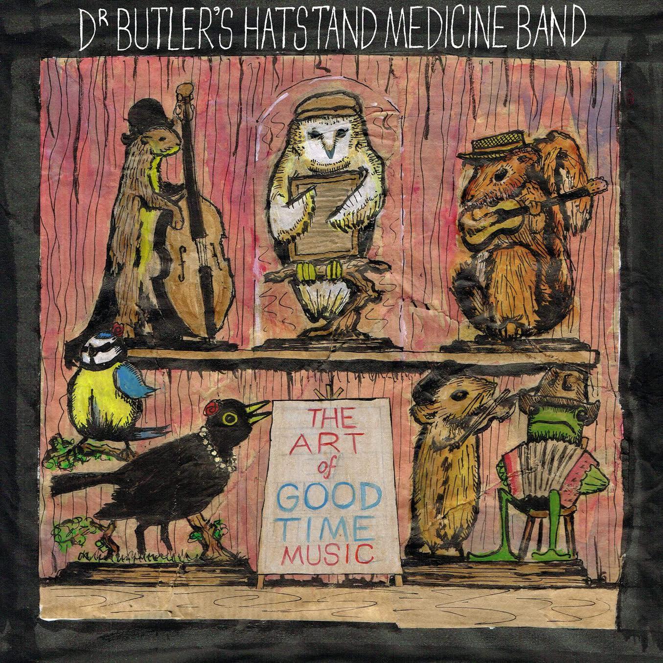 Hatstands Album 2