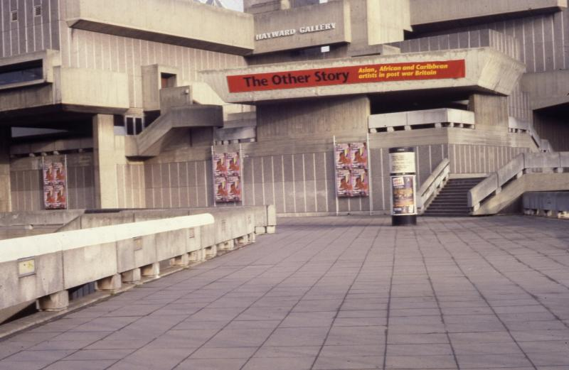 The Hayward Gallery, Southbank, London © Afterall.org