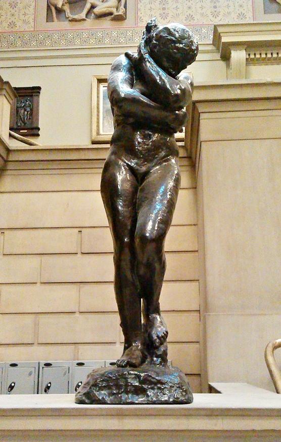Eve  (1911) by Rodin