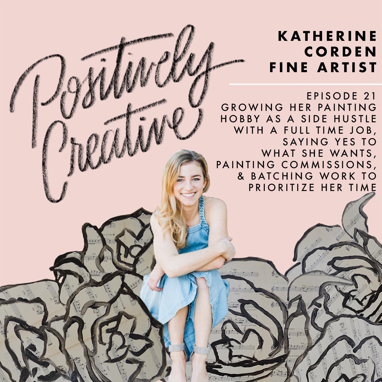 katherine corden fine artist