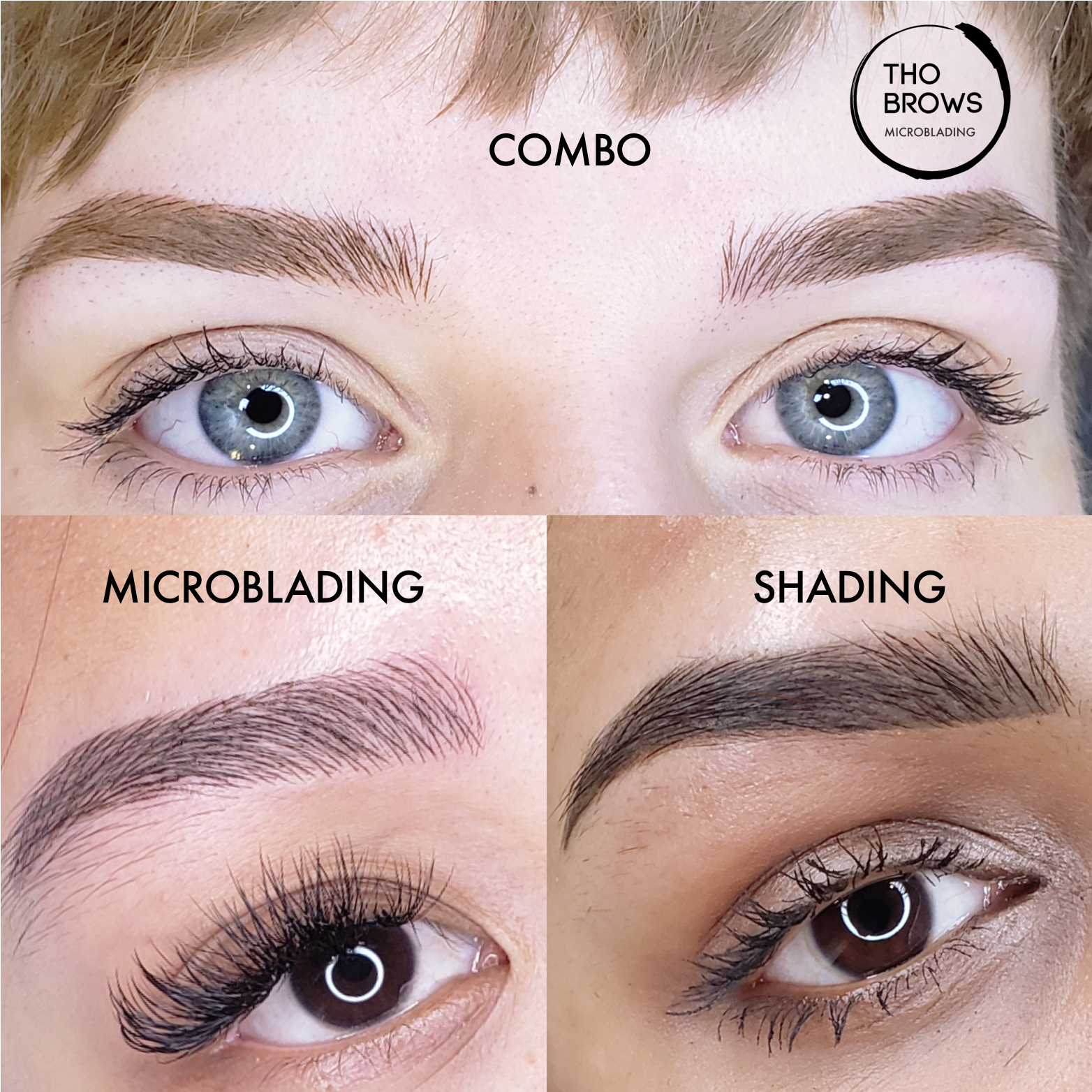 This chart  only applies for those who has  NEVER  get their brows tattooed or micro bladed.    If you have previously tattooed done elsewhere, a consultation is required as we don't know how much pigment has faded and if you have any scarring on your eyebrows.