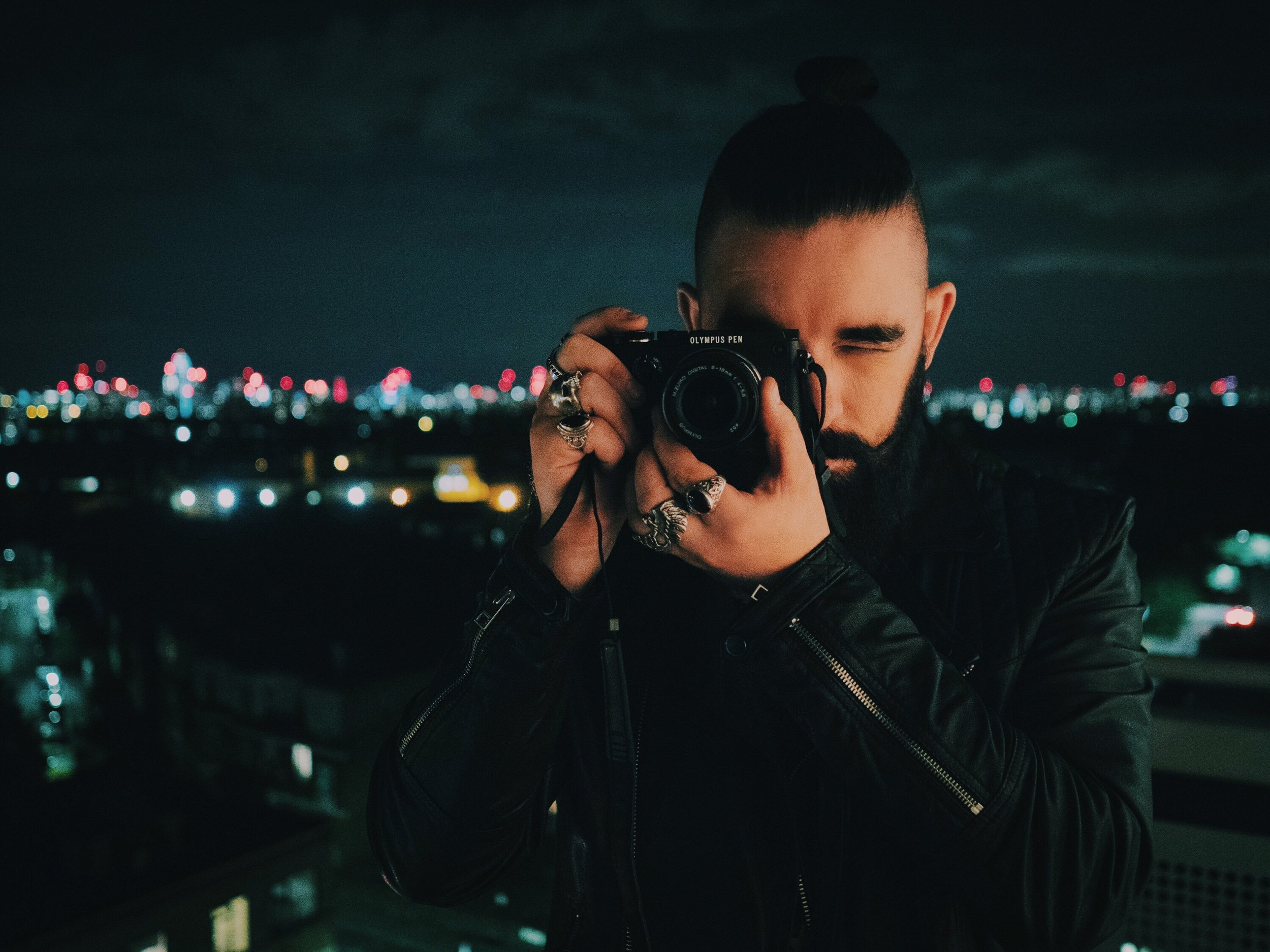 Olympus Cameras - Matt is a brand ambassador for Olympus cameras. As a well travelled photographer, Matt likes to keep it light and stylish and so chooses to shoot with the Olympus PEN-F.