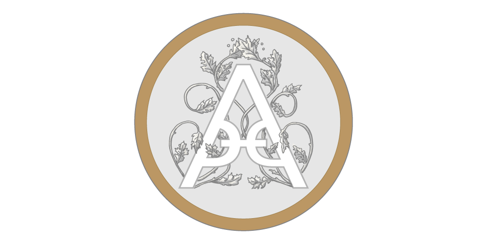 Arden Film Co. Logo and brand by  The Curated Estate