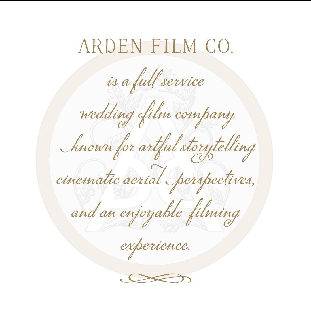 Arden Film Co. Value Proposition
