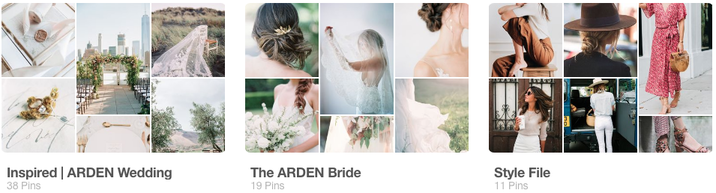 @ardenfilmco on Pinterest