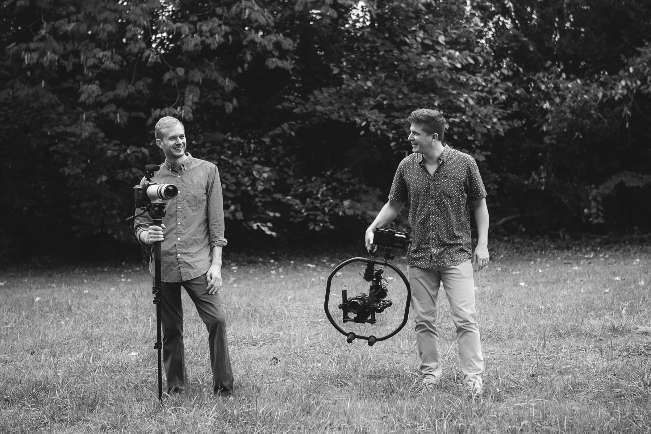 Zach & Dominic, Co-Founders Arden Film Co.