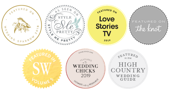 Arden Film Co. as seen on Wedding Sparrow The Knot Style Me Pretty LoveStories TV Charlotte Wedding Videographers