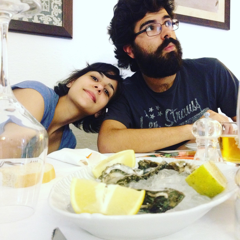Joana and Pedro