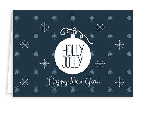 Holly Jolly holiday cards from Graphicsource