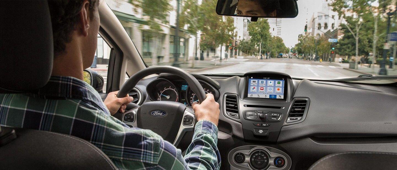 2019 Ford Fiesta via Ford.com