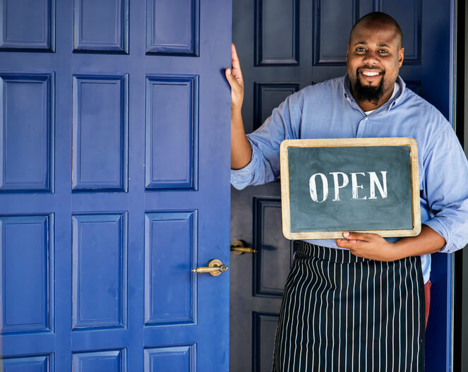 Small businesses have a big impact
