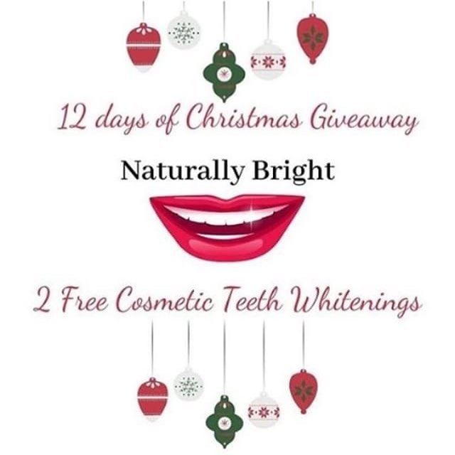 🎁12 days of Christmas Day 7- Join in on the fun to win a variety of special gifts for the holidays. Follow the rules below to enter! 🎁  1️⃣ Must be following  @strainejewelry @brinatheskindiva @bronze_bar @poiseartistry  @baked_withamor @waxology101 @sabrina_injects @belinda_adel @glorybyk @naturally_bright_ @thelashloungememorialgreen @facesbykristie  2️⃣ Like & comment on this post  3️⃣ Tag 4 friends on  giveaway post@naturally_bright_  Winner will be announced at 9pm every-night. Good luck ladies & Happy holidays!!