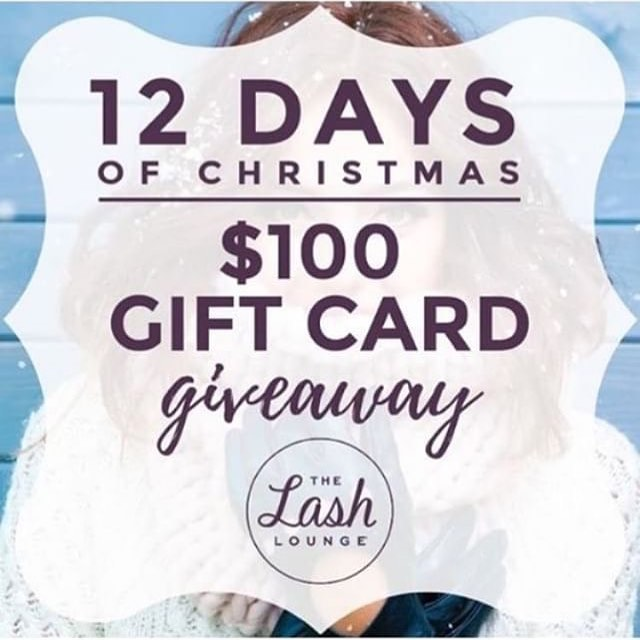 🎁12 days of Christmas Day 6- Join in on the fun to win a variety of special gifts for the holidays. Follow the rules below to enter! 🎁  1️⃣ Must be following  @strainejewelry @brinatheskindiva @bronze_bar @poiseartistry  @baked_withamor @waxology101 @sabrina_injects @belinda_adel @glorybyk @naturally_bright_ @thelashloungememorialgreen @facesbykristie  2️⃣ Like & comment on this post  3️⃣ Tag 4 friends on @thelashloungememorialgreen giveaway post  Winner will be announced at 9pm every-night. Good luck ladies & Happy holidays!!