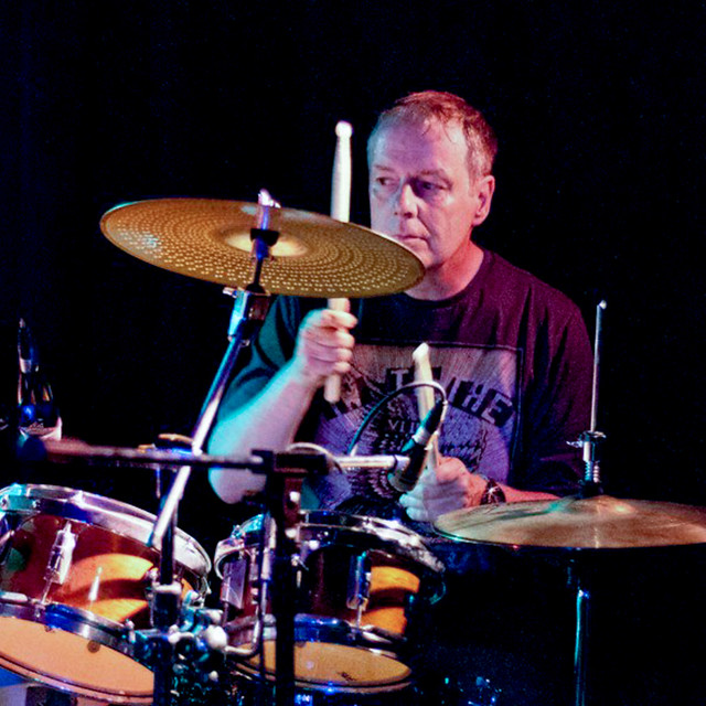Andy - Drums, percussion, lyricist
