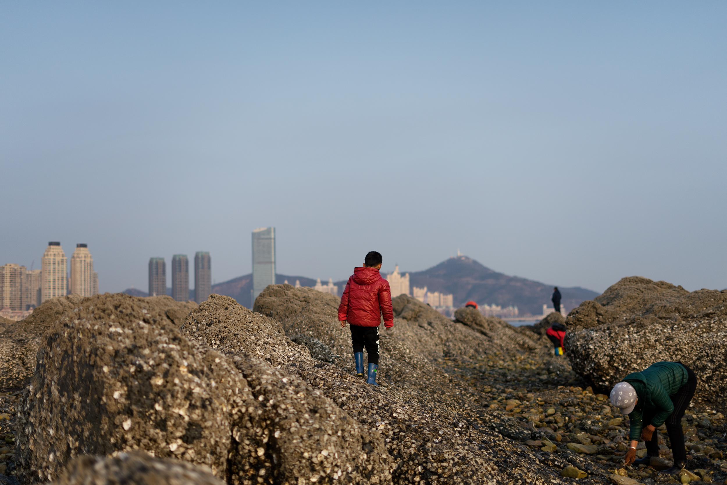 Dalian, China, 2019.