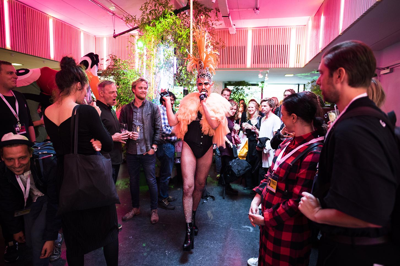 Amsterdam Fringe Festival Trudy Hekman