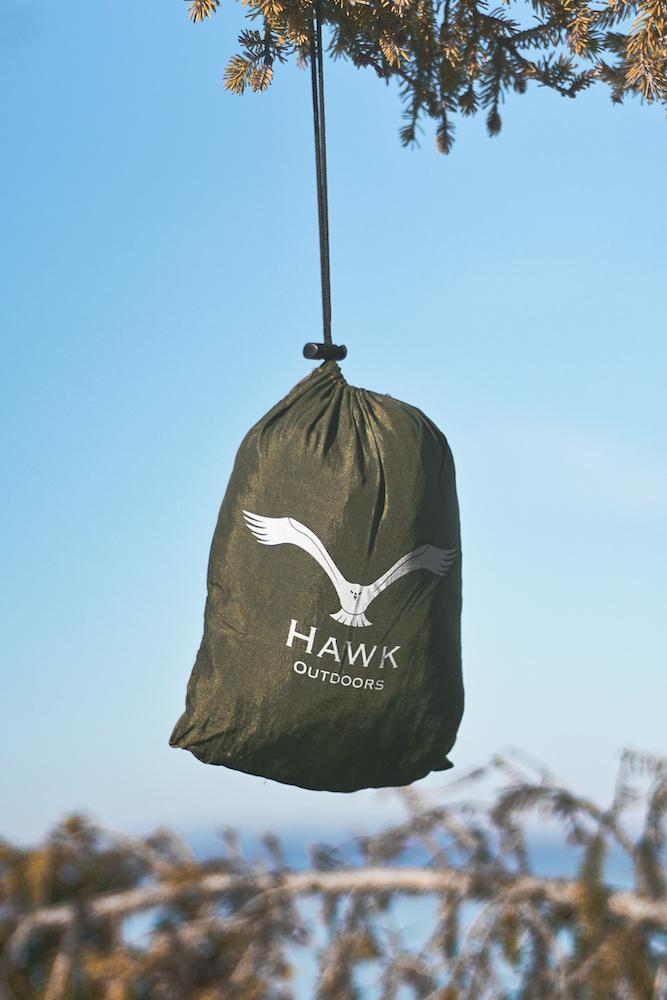 HAWK OUTDOORS - Hammock