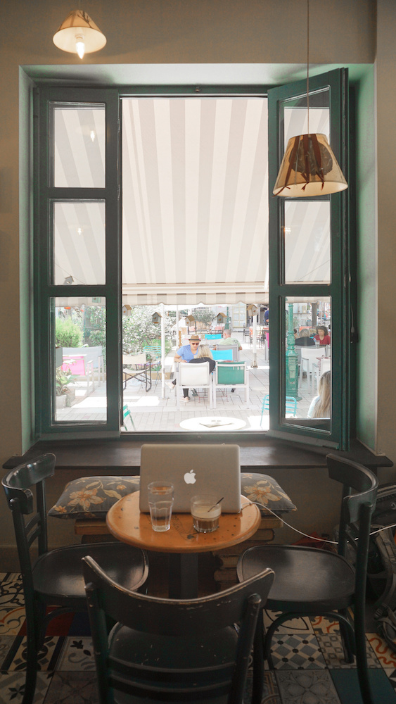 Cafe Argostoli - Kefalonia