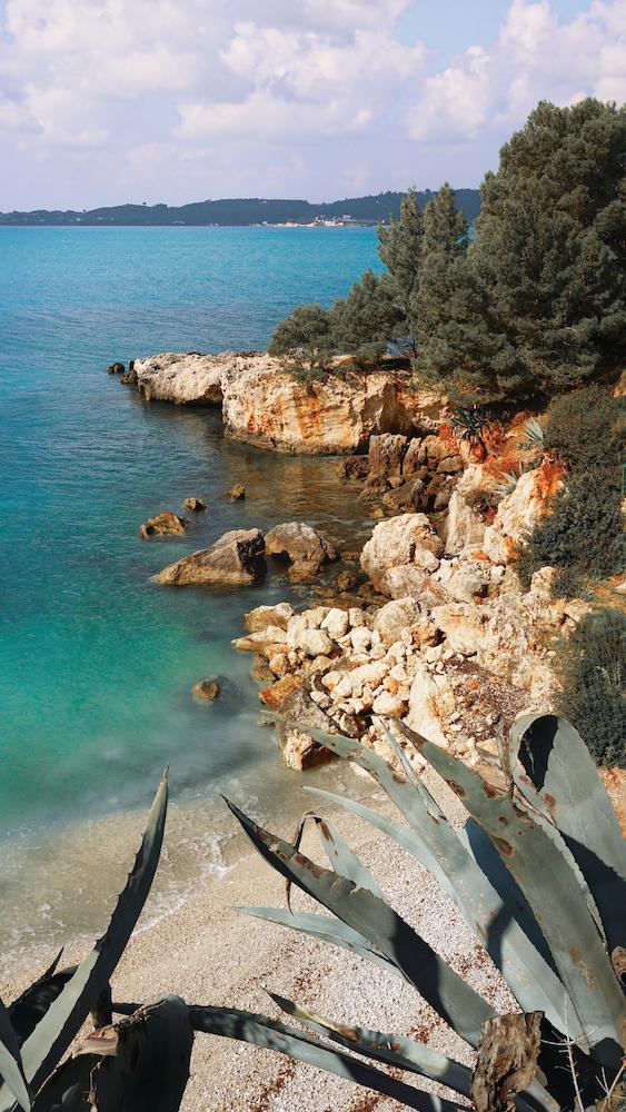 Argostoli Beach - Kefalonia