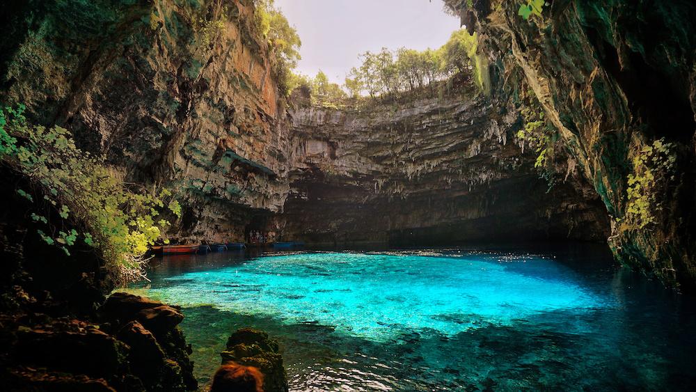 Melissani Caves - Kefalonia - Greece
