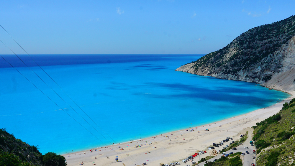 Myrtos Beach - Blue Water - Kefalonia