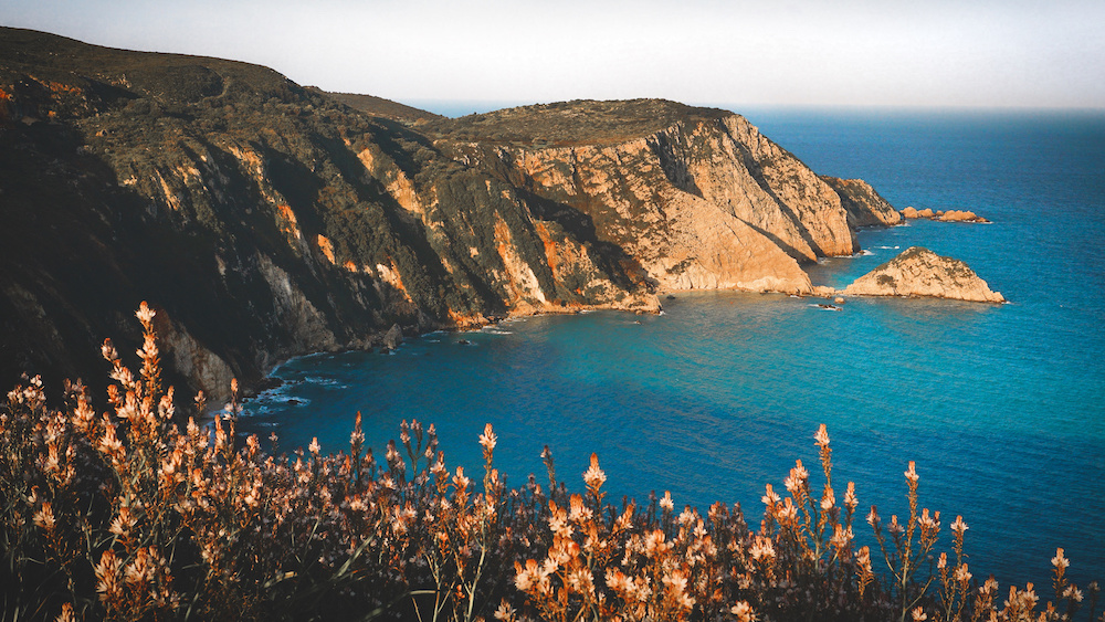 Petani Beach - Kefalonia - Greece