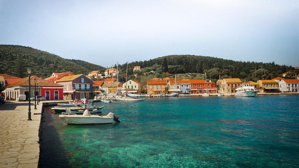 Fiskardo - Kefalonia - Greece