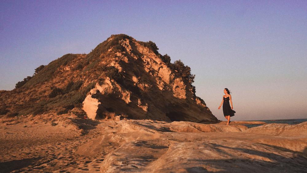 Mouda Beach - Skala - Kefalonia
