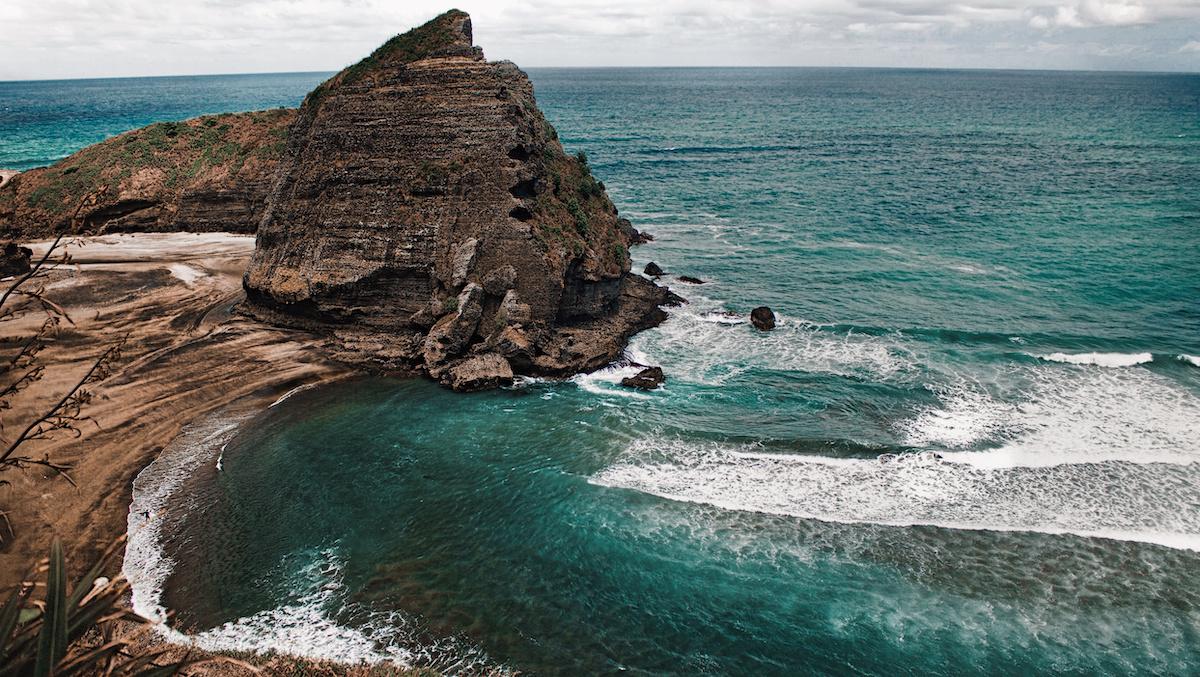 Piha Beach - Auckland - NZ
