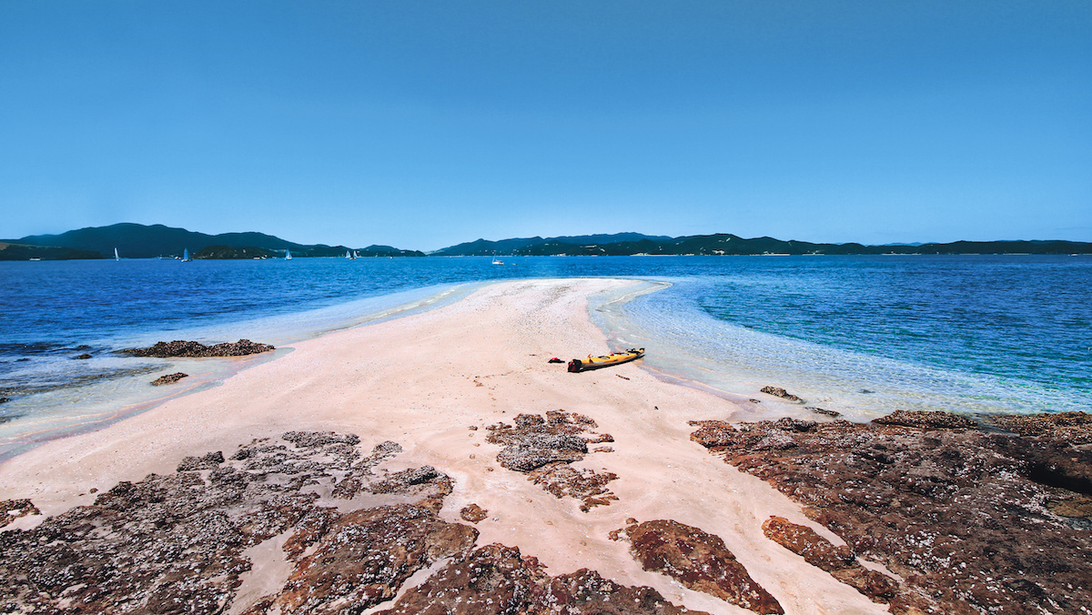 Bay of Islands - Paihia - Beach - Island - NZ
