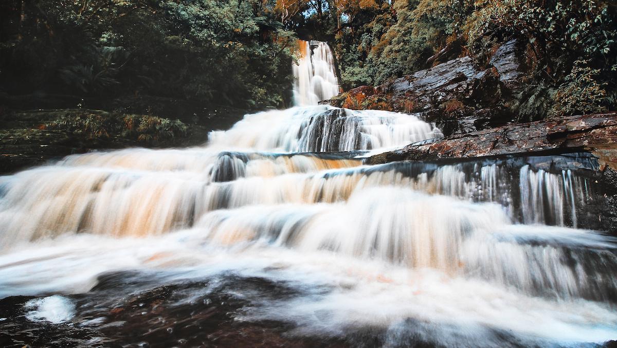 McLean Falls_Catlins_Otago_NZ