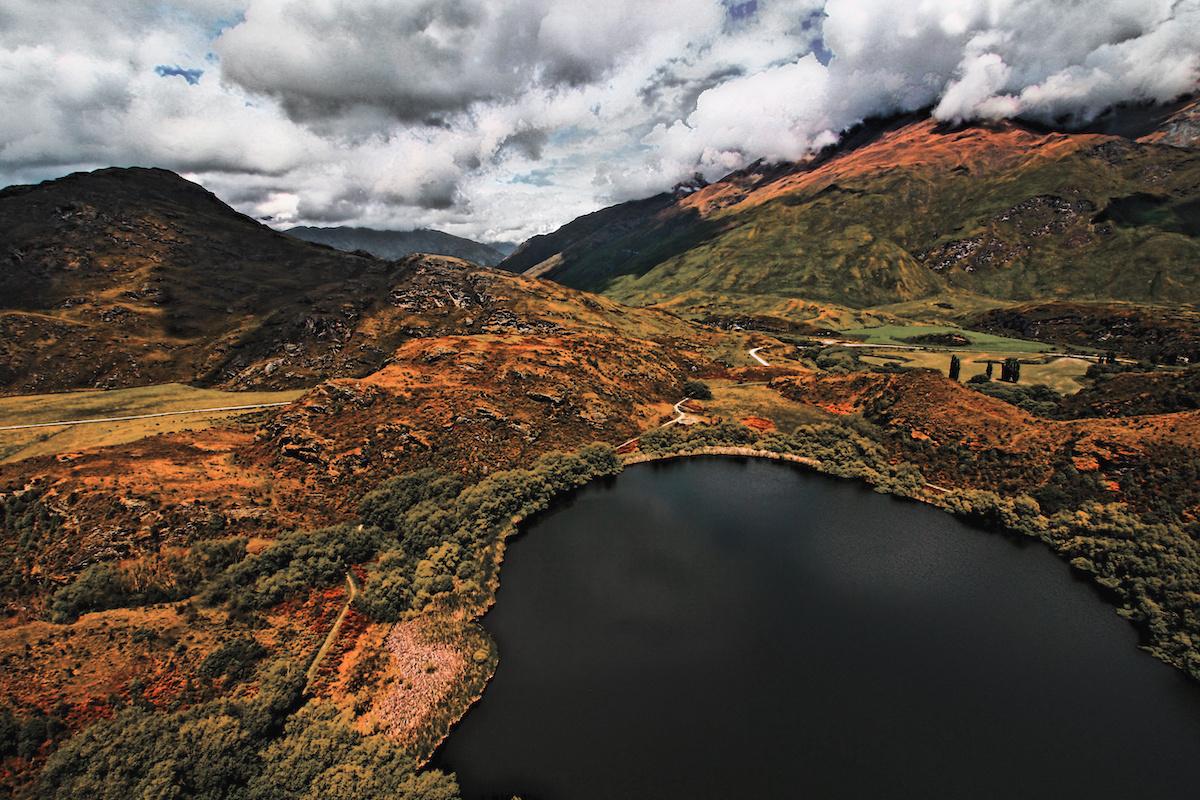 Diamond Lake Track - Wanaka - NZ