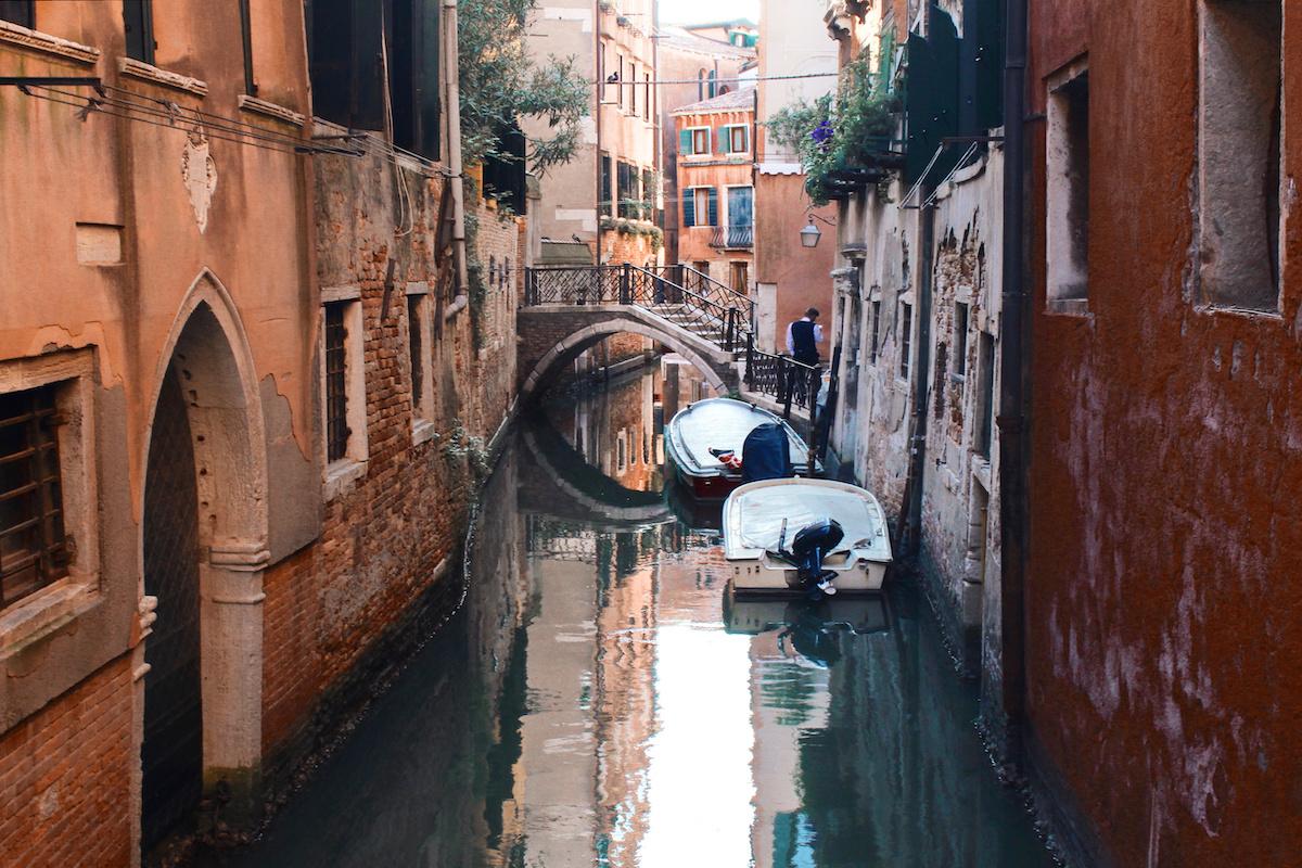 Canals of Venice - Venezia, Italy
