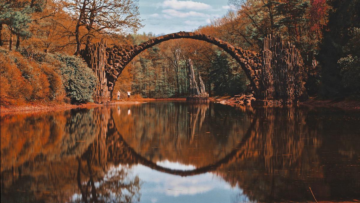 Rakotzbrücke - Kromlau, Germany