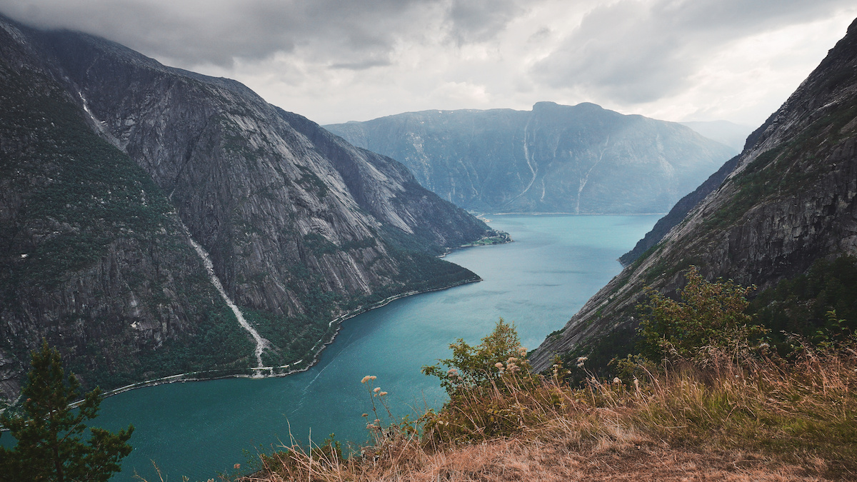 Kjeasen Farm - Eidjord, Norway