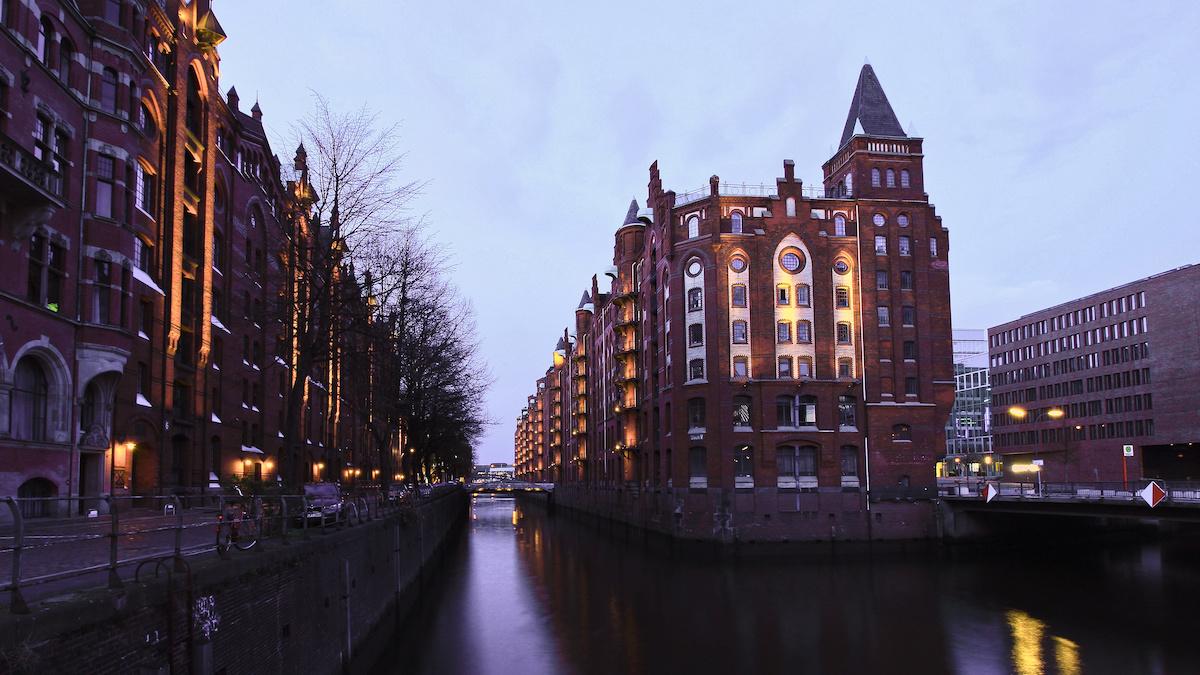 Speicherstadt - Hamburg, Germany
